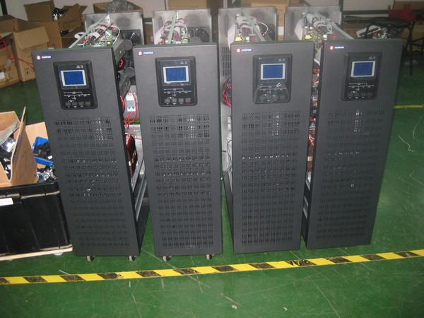 Power Safe Series Online Low Frequency UPS 4-40KVA
