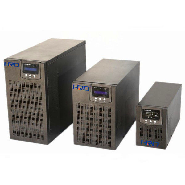 Surge Protection Lcd + Led Online High Frequency Ups 120vac