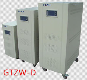 China 2 Phase Auto Voltage Regulator , 10 - 1600 KVA Electronic Voltage Stabilizeron sales