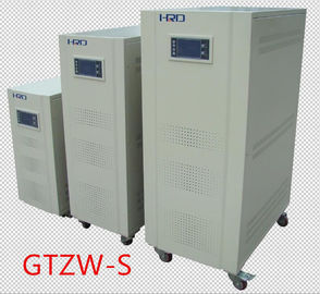 China GTZW-S10-1600KVA 3 Phase Digital Control Voltage Stabilizer Specificationson sales