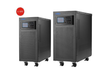 Online High Frequency UPS 6-20kva With PF 0.9 And DSP controller-- Top high quality ! company