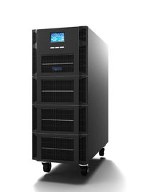 China Eco Mode Operation 120Vac Online UPS HQ-TX 2 Phase UPS 6-10kVA Isolatated Output PF0.9on sales
