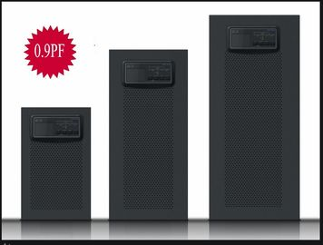 China Single Phase Online High Frequency UPS With PF 0.9 And DSP controller company